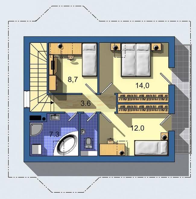 Rodinný dom Aktual 023