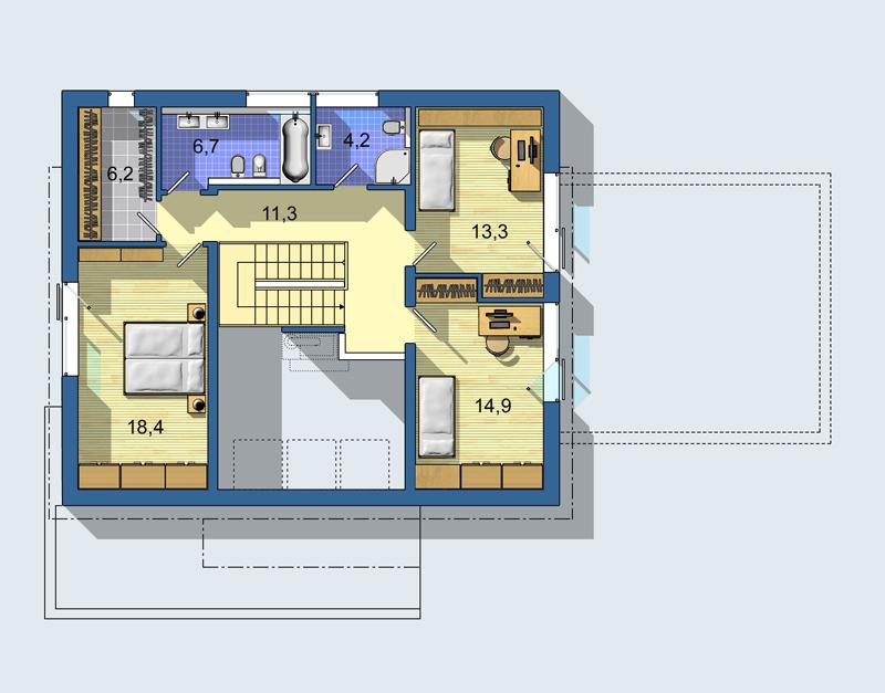Rodinný dom Aktiv 2024