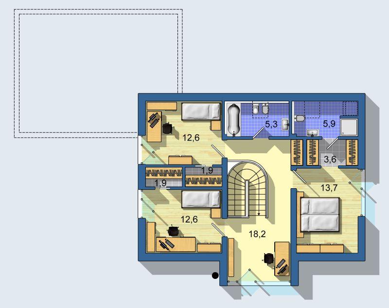 Rodinný dom Aktiv 2022