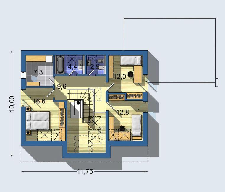 Rodinný dom Aktiv 2020 Base