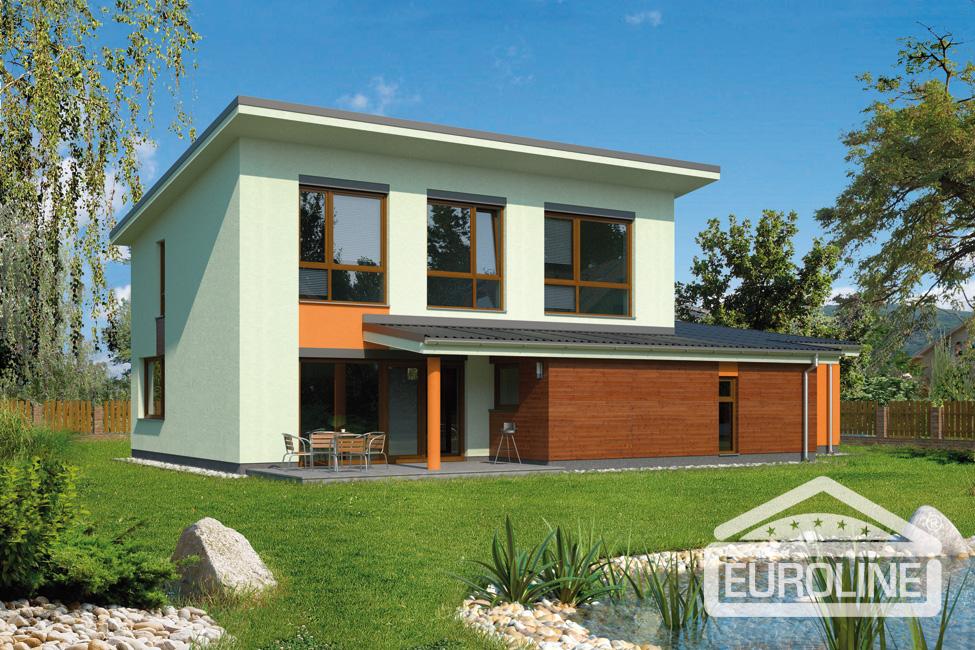 Rodinný dom Ekoline 1037