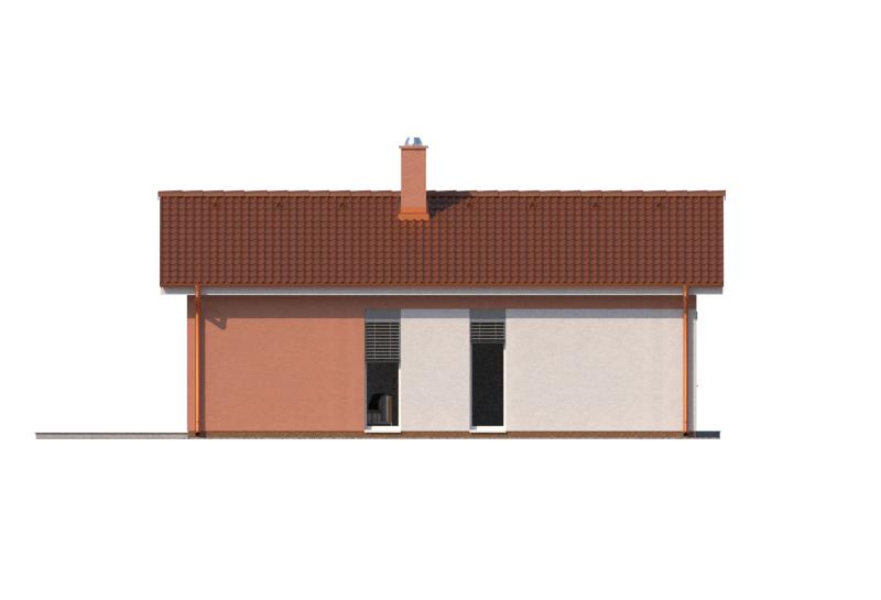 Rodinný dom Bungalov 1384