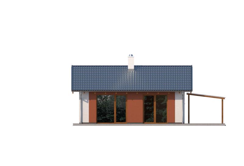 Rodinný dom Bungalov S 1407