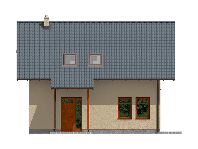 Rodinný dom Aktual 026