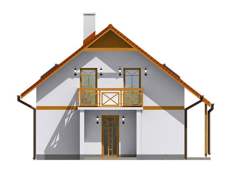 Rodinný dom Aktual 028