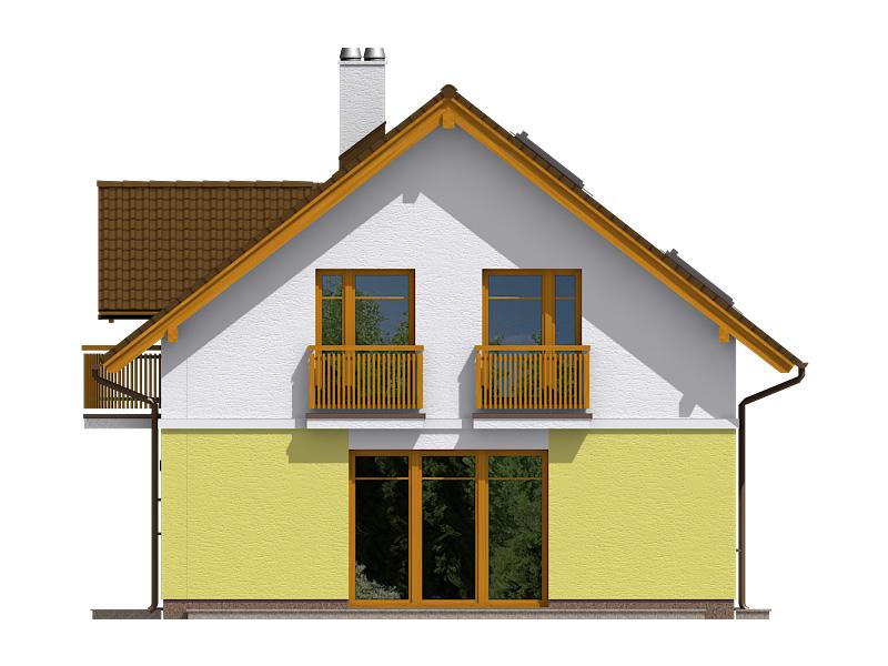 Rodinný dom Aktual 521