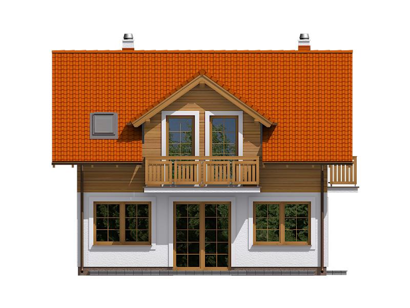 Rodinný dom Aktual 522