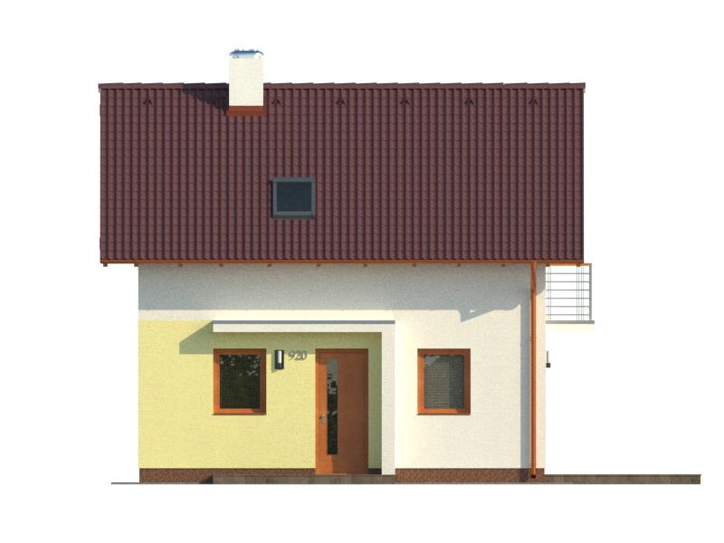 Rodinný dom Aktual 920