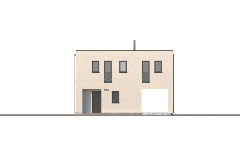 Rodinný dom Vila 1754