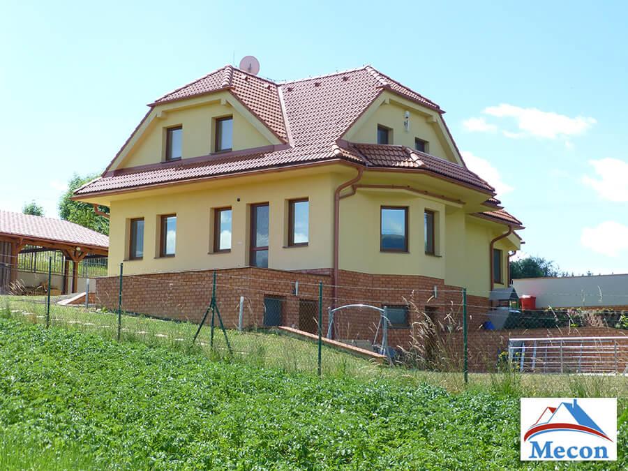Dom na druhú